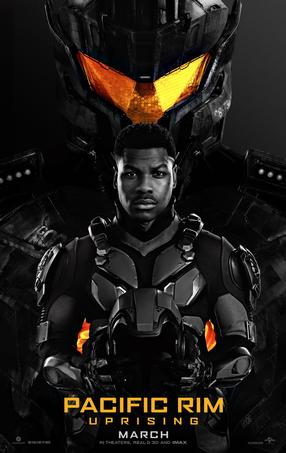 Pacific Rim Uprising - 3D