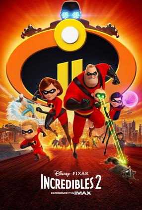 The Incredibles 2 - An IMAX Experience