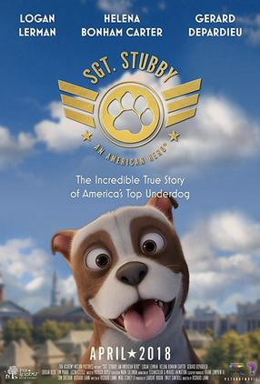 Sgt. Stubby: An Unlikely Hero (V.F.)