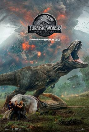 Jurassic World: Fallen Kingdom - An IMAX 3D Experience