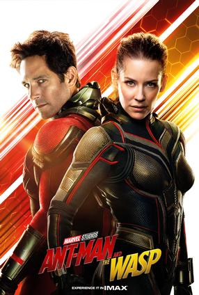 Ant-Man and The Wasp - An IMAX Experience