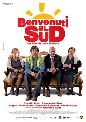 Benvenuti al Sud (Italian with English subtitles)