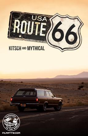 Passeport - Route 66: Kitsch and Mythical