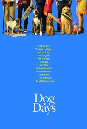 Dog Days | Movie Trailer and Schedule | Guzzo
