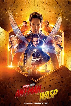 Ant-Man and The Wasp - An IMAX 3D Experience