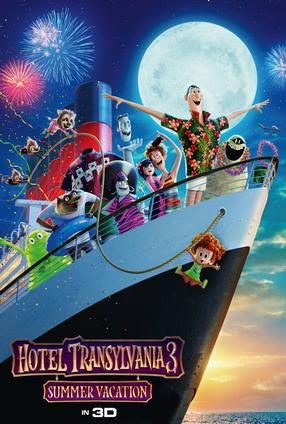 Hotel Transylvania 3: Summer Vacation - 3D