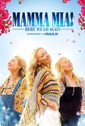 Mamma Mia! Here We Go Again - The IMAX Experience