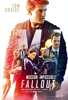 Mission: Impossible - Fallout - An IMAX 3D Experience
