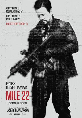 Mile 22 - The IMAX Experience