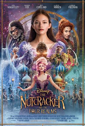 The Nutcracker and the Four Realms - 3D