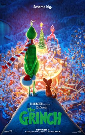 Dr. Seuss' The Grinch - 3D