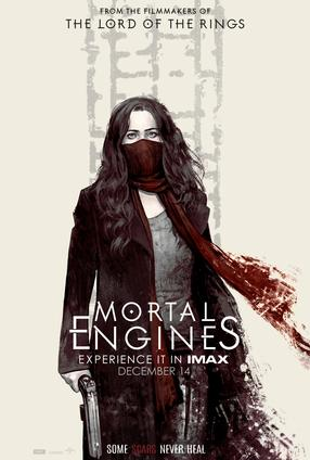 Mortal Engines - The IMAX 3D Experience