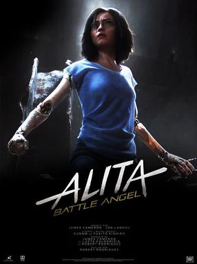 Alita: Battle Angel - The IMAX 3D Experience