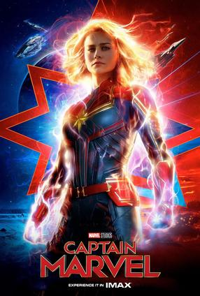 Captain Marvel - The IMAX Experience