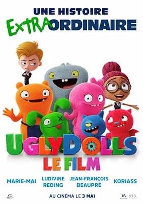 Ugly Dolls Le Film