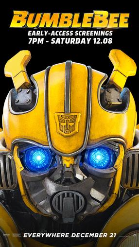 Bumblebee Early-Access Screening (V.O.A.)