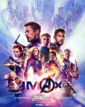 Avengers: Endgame - The IMAX Experience