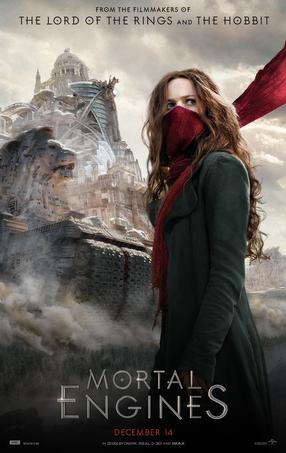 Mortal Engines - 3D