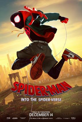Spider-Man: Into the Spider-Verse - 3D