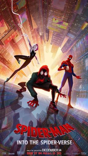 Spider-Man: Into the Spider-Verse - The IMAX 3D Experience