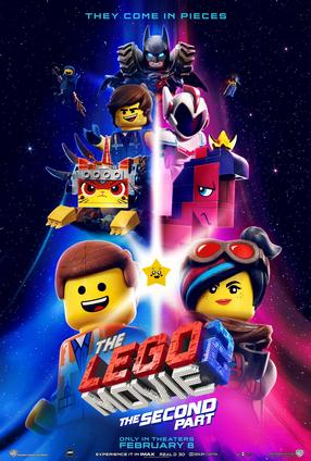 The LEGO Movie 2: The Second Part - 3D