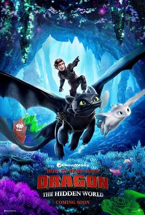 How to Train Your Dragon: The Hidden World - 3D