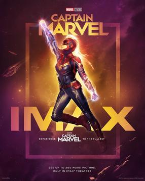 Captain Marvel - The IMAX 3D Experience