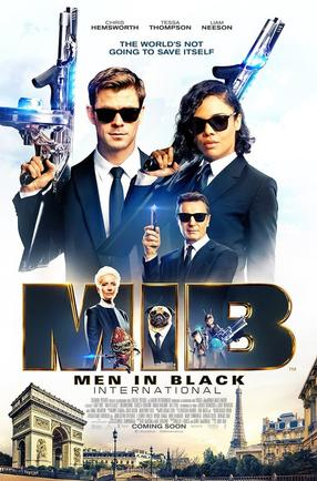 Men in Black: International - The IMAX Experience