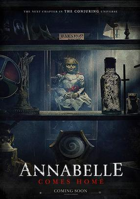 Annabelle Comes Home (V.F.)