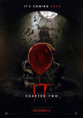 ผลการค้นหารูปภาพสำหรับ it chapter 2 film poster