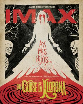 The Curse of La Llorona - The IMAX Experience