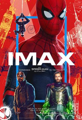 Spider-Man: Far From Home - The IMAX Experience