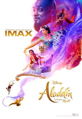 Aladdin - The IMAX 3D Experience