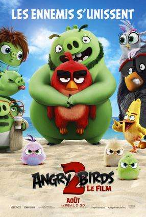 Angry Birds Le film 2 - 3D