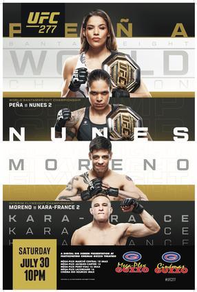 UFC 242: Khabib vs Poirier | Movie Trailer and Schedule | Guzzo