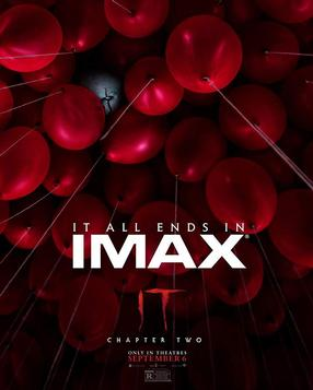 IT: Chapter Two - The IMAX Experience