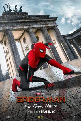 Spider-Man: Far From Home - Extended Cut (V.O.A.) - The IMAX Experience