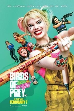 Harley Quinn : Birds of Prey (V.F.)