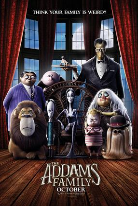 The Addams Family - 3D
