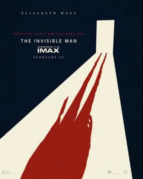 The Invisible Man - The IMAX Experience
