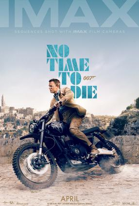 No Time To Die - The IMAX Experience
